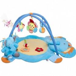 Hrací deka s melodií - slůně s hračkou - PlayTo