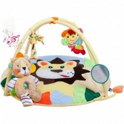 Hrací deka s melodií - lvíče s hračkou - PlayTo