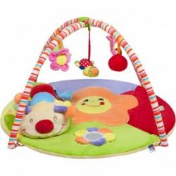 Hrací deka - stonožka s hračkou - PlayTo