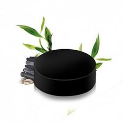 Mýdlo s japonským aktivním uhlím z bambusových stvolů - 40 g