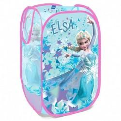 Koš na hračky - Elsa - Ledové Království - Seven
