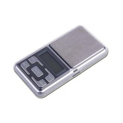 Kapesní digitální váha s rozlišením po 0,01 g