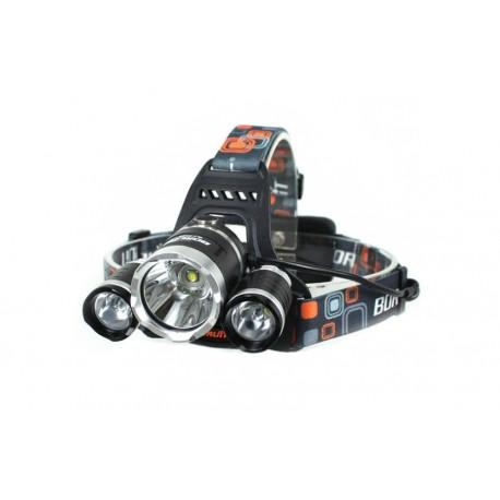 LED Čelovka BORUIT RJ-3000