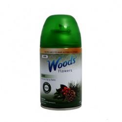 Flowers - náplň do osvěžovače vzuduchu Air Wick - Borovice - Woods