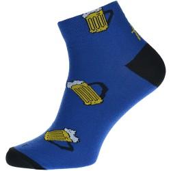 Pánské kotníkové ponožky - Pivo - WiTSocks