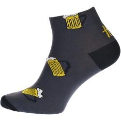 Unisex kotníkové ponožky - Pivo - WiTSocks