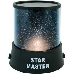Noční lampa - hvězdná obloha Star master SM1000