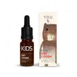 Suchý kašel BIO - 10 ml - YOU & OIL