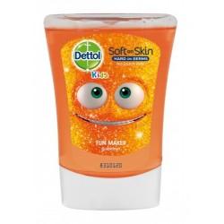 Náplň do bezdotykového dávkovače mýdla Dettol Kids - Bavič - Grapefruit - 250 ml - Dettol