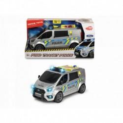 Policejní auto Ford Transit - česká verze - Rappa