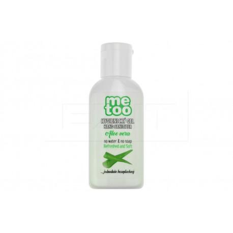Hygienický gel na ruce ME TOO - Aloe vera - 50 ml