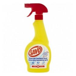 Univerzální dezinfekční prostředek - rozprašovač - 500 ml - Savo
