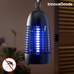 Světelný lapač hmyzu KL-1600 - 4 W - černý - InnovaGoods