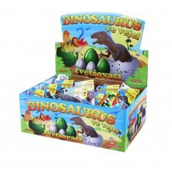 Dinosaurus rostoucí ve vejci - Rappa