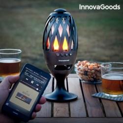LED pochodeň s Bluetooth reproduktorem - InnovaGoods