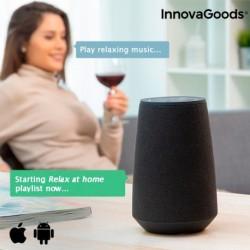 Chytrý hlasový asistent s Bluetooth reproduktorem VASS - InnovaGoods