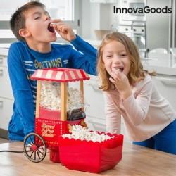 Popcornovač Sweet & Pop Times - 1200 W - červený - InnovaGoods