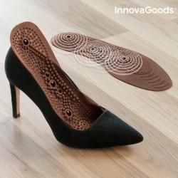 Akupresurní magnetické vložky do bot - InnovaGoods