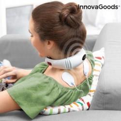 Elektromagnetický masážní přístroj na krk a záda - InnovaGoods