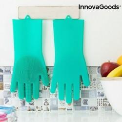 Víceučelové silikonové rukavice - InnovaGoods