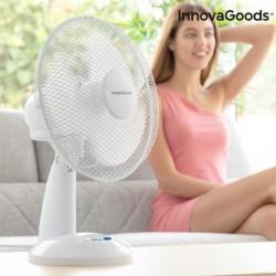 Stolní ventilátor - 35 W - bílý - InnovaGoods