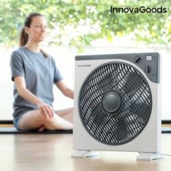 Podlahový ventilátor - 50 W - šedobílý - InnovaGoods