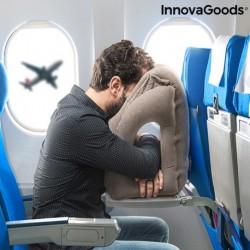 Čelní nafukovací cestovní polštář Snoozy - InnovaGoods
