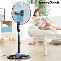 Stojanový ventilátor - 50 W - černomodrý - InnovaGoods