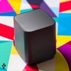 Bezdrátový Bluetooth reproduktor USB - 3 W - 146132 - černý
