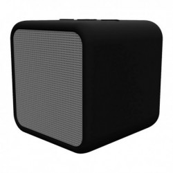 Bezdrátový Bluetooth reproduktor Kubic Box - 300 mAh - 5 W - černý