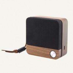 Bezdrátový Bluetooth reproduktor Eco Speak - 400 mAh - 3.5 W - dřevěný