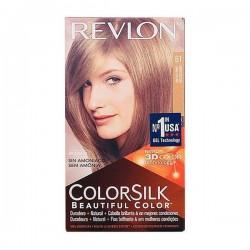Barva na vlasy bez amoniaku - Colorsilk - Revlon