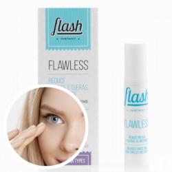 Gel proti kruhům pod očima s okamžitým účinkem Flawless - Instant flash