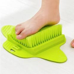 Masážní kartáč na nohy