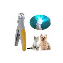 Kleště na psí drápky s LED osvětlením