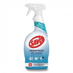 Dezinfekce bez chloru na vodní kámen - 700 ml - Savo