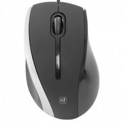 Drátová myš MM-340 - černošedá - Defender