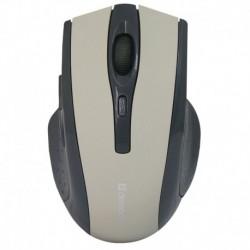 Bezdrátová myš Accura MM-665 - šedá - Defender