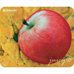 Podložka pod myš Juicy - Červené Jablko - Defender
