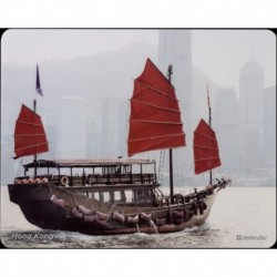 Podložka pod myš Journey Hong Kong - Defender