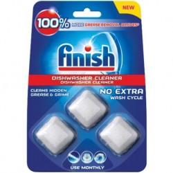 Kapsle na čištění myčky - 3x 17 g - Finish