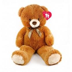 Velký plyšový medvěd - 90 cm - Rappa