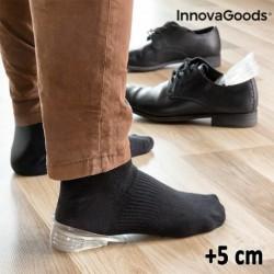 Silikonové klíny pod paty - 5 cm - InnovaGoods