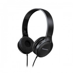 Sluchátka RP-HF100E-K - černé - Panasonic