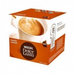 Kapsle Dolce Gusto - Lungo - 16 ks - Nescafé