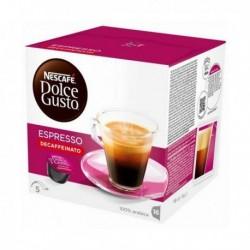 Kapsle Dolce Gusto - Espresso Decaffeinato - 16 ks - Nescafé