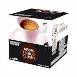 Kapsle Dolce Gusto - Espresso Intenso - 16 ks - Nescafé