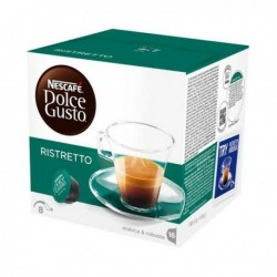 Kapsle Dolce Gusto - Espresso Ristretto - 16 ks - Nescafé