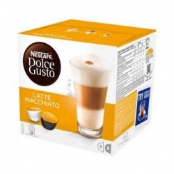 Kapsle Dolce Gusto - Latte Macchiato - 16 ks - Nescafé