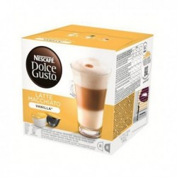 Kapsle Dolce Gusto - Latte Macchiato vanilka - 16 ks - Nescafé